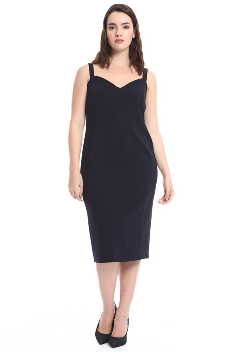 Sheath dress Intrend