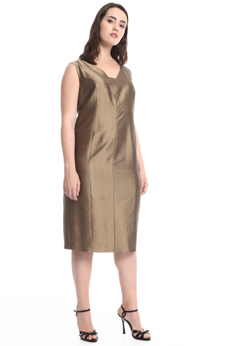 Shantung dress  Intrend