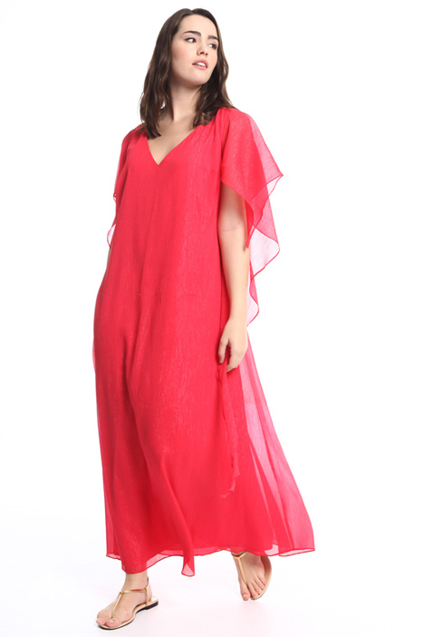 Lurex crepon dress Intrend