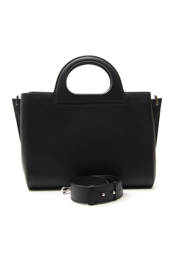 Leather handbag Intrend