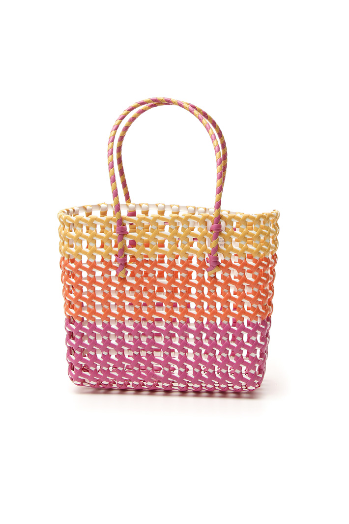 Coloured plastic bag Intrend