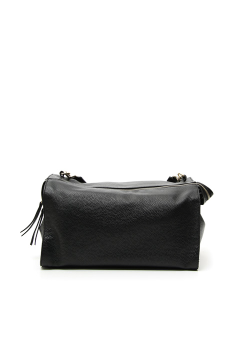 Leather shoulder bag Intrend