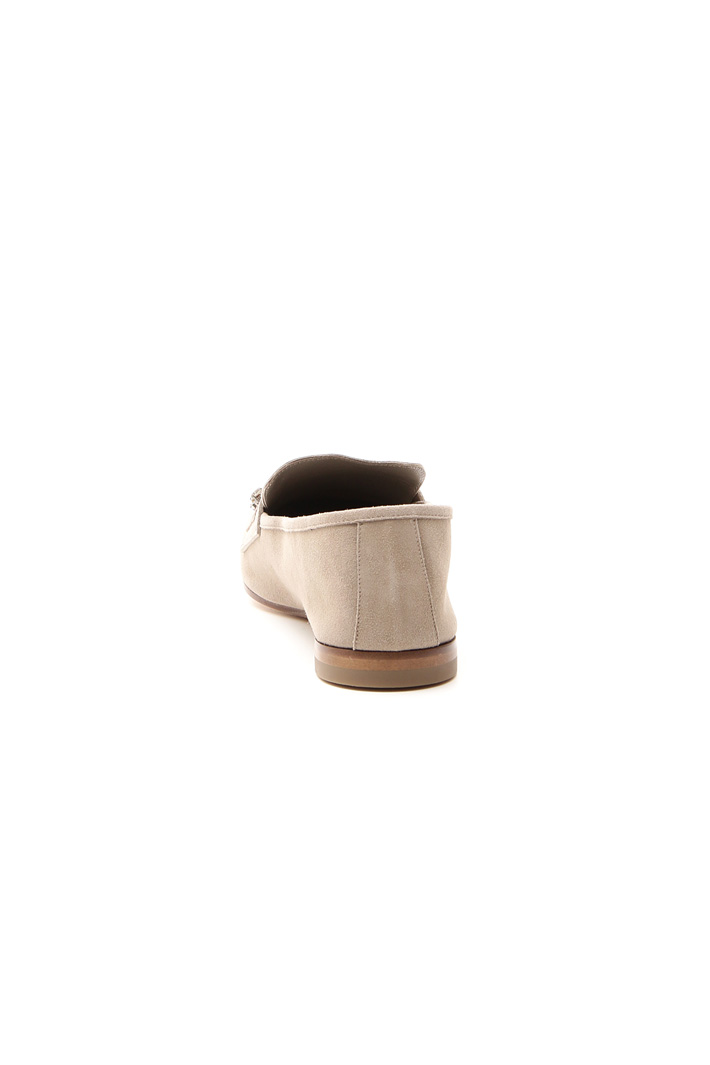 Suede moccasin Intrend