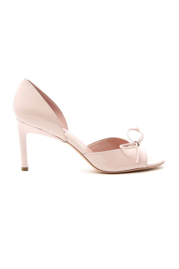 Patent leather sandals Intrend