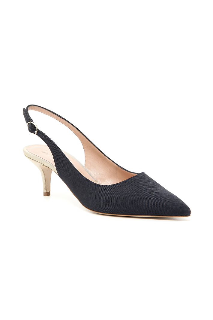 Slingback in faille  Intrend