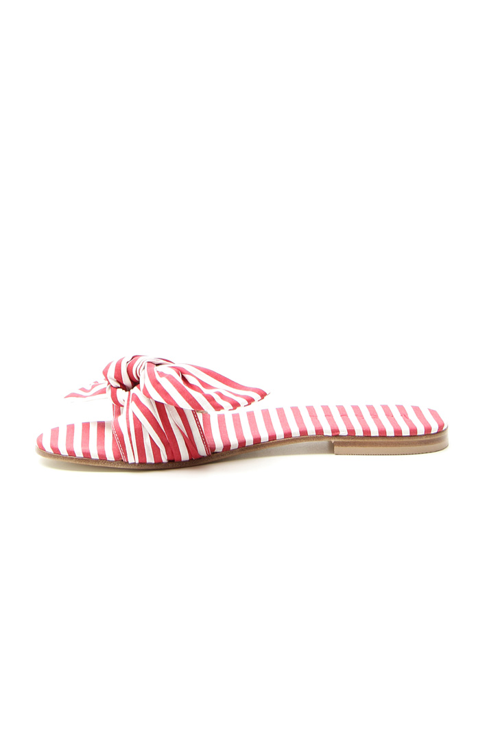 Slipper with bow Intrend