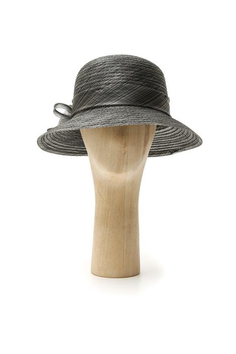Cappello in organza con fiocco Intrend