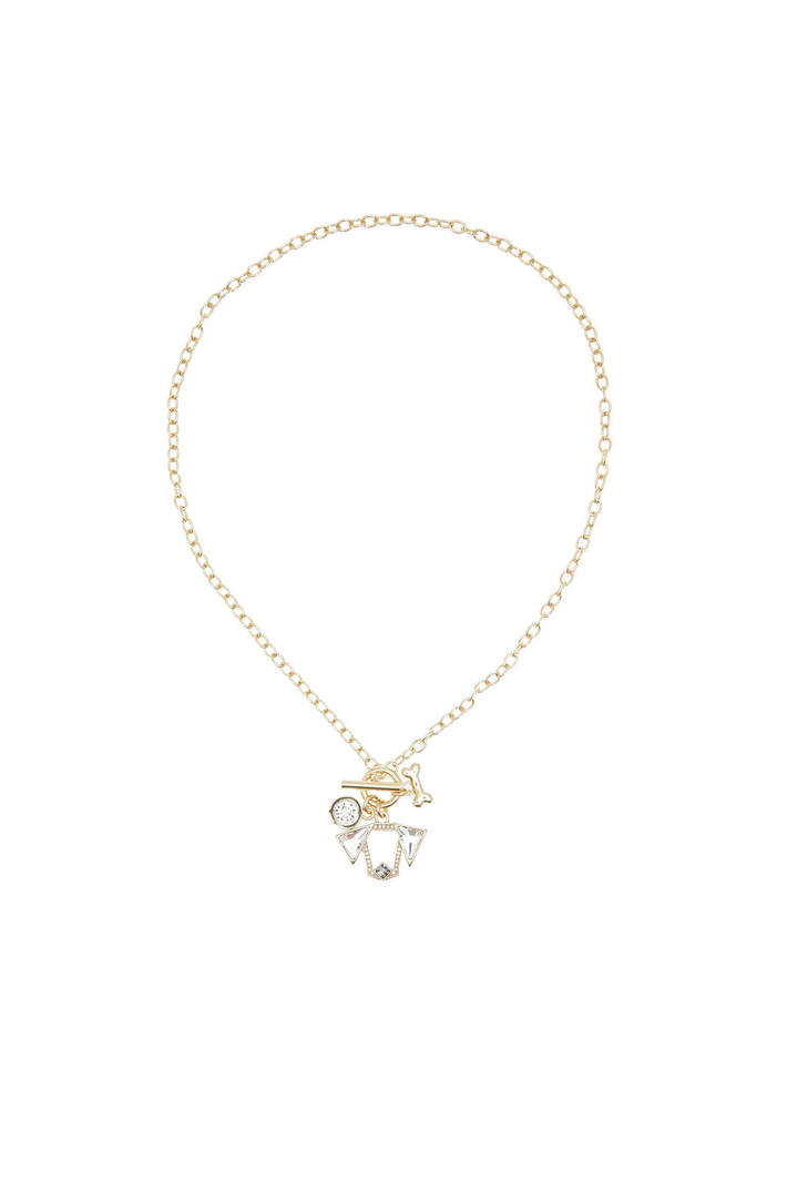 Charm necklace Intrend