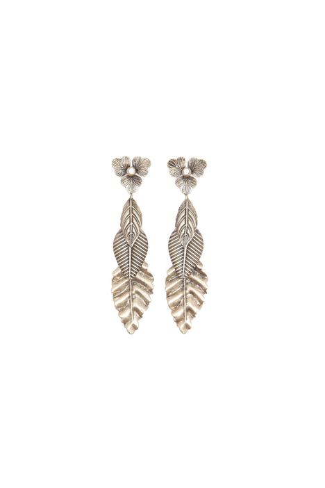 Engraved earrings Intrend