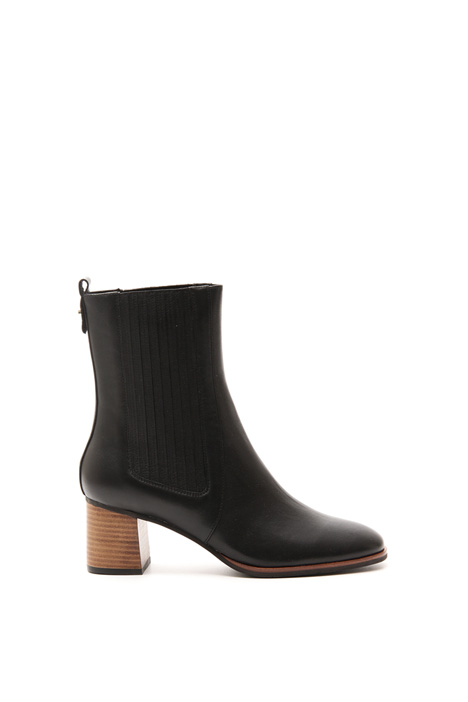 Chelsea boots with heels Intrend