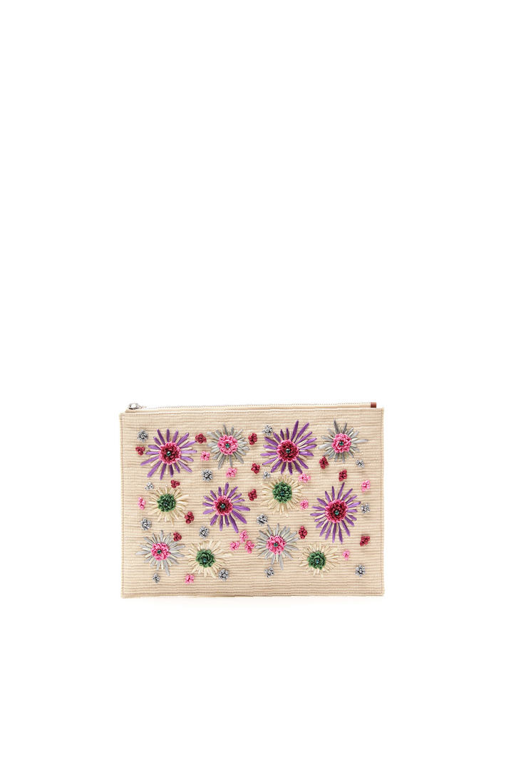 Pochette with applications Intrend