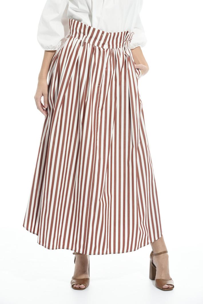 High-waisted skirt Intrend