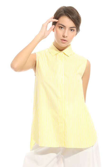 Sleeveless shirt Intrend