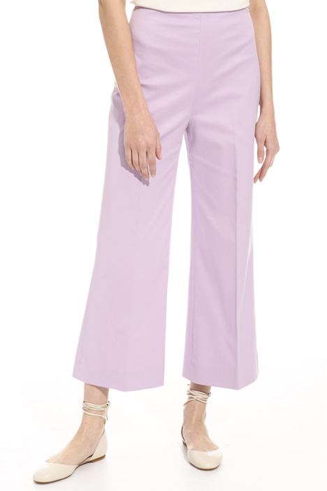 Pantalone in piquet Intrend
