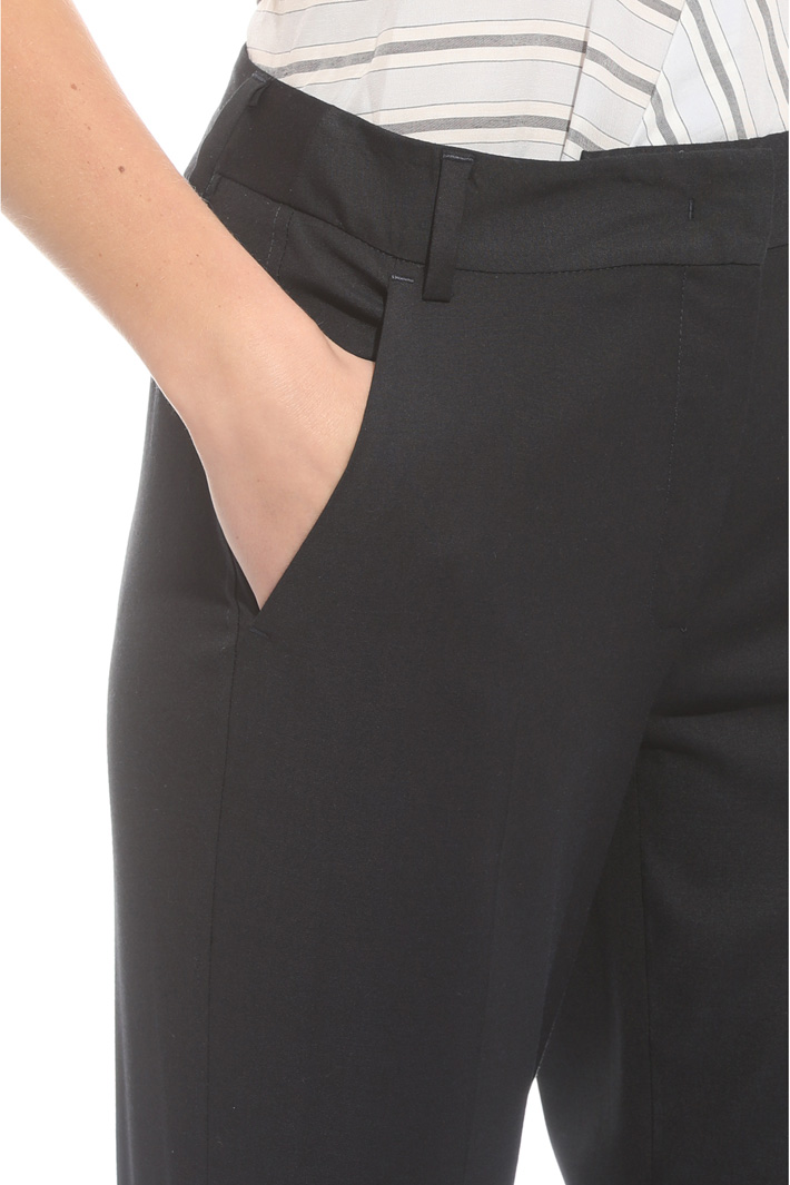 Pantalone in misto lana Intrend