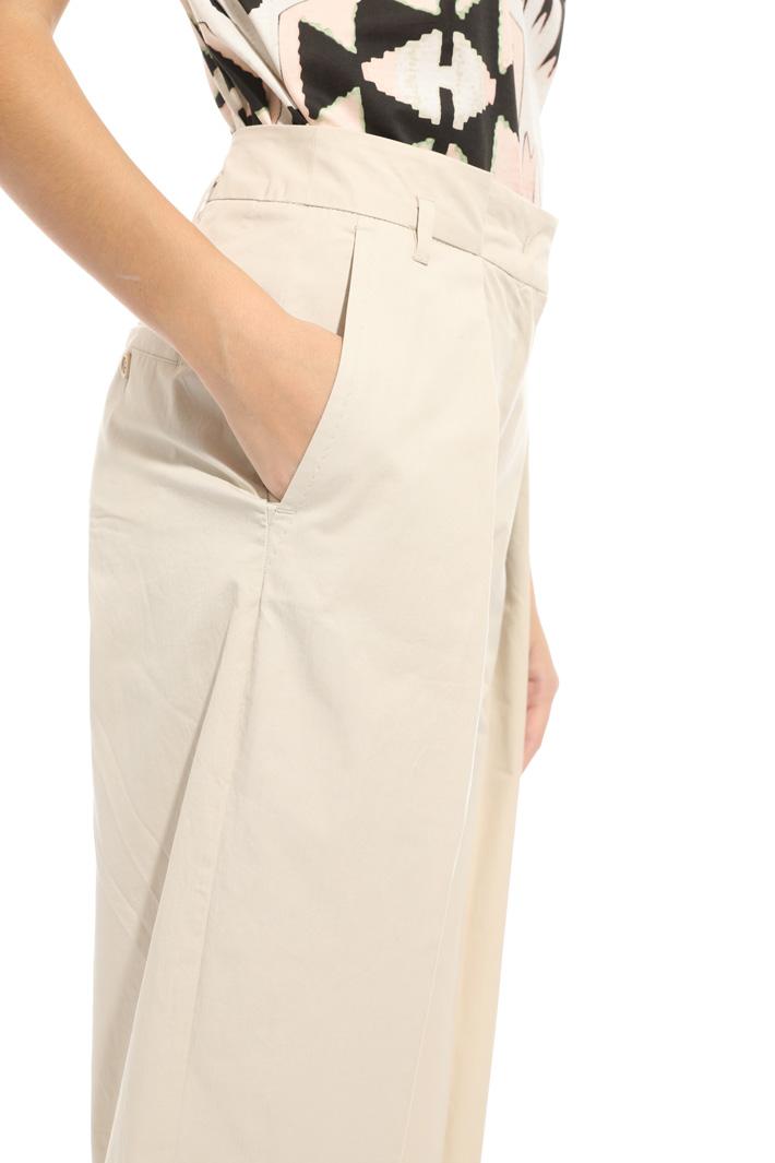Pantalone con gamba ampia Intrend