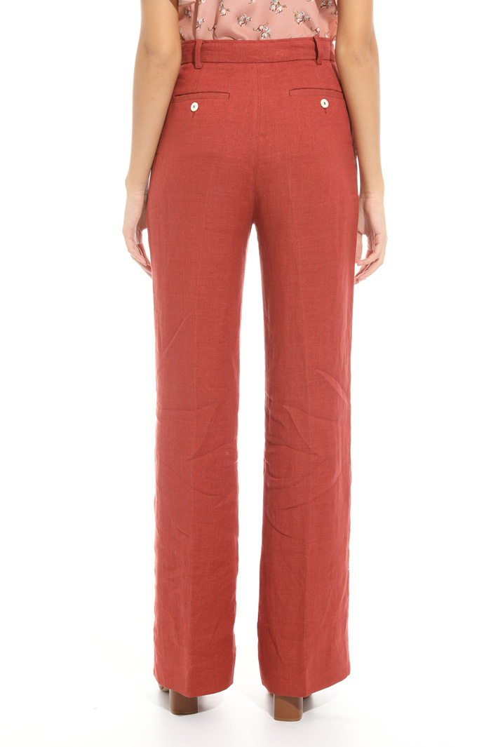 Linen trousers Intrend