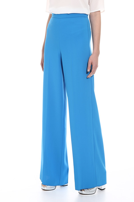 Pantalone palazzo in cady Intrend