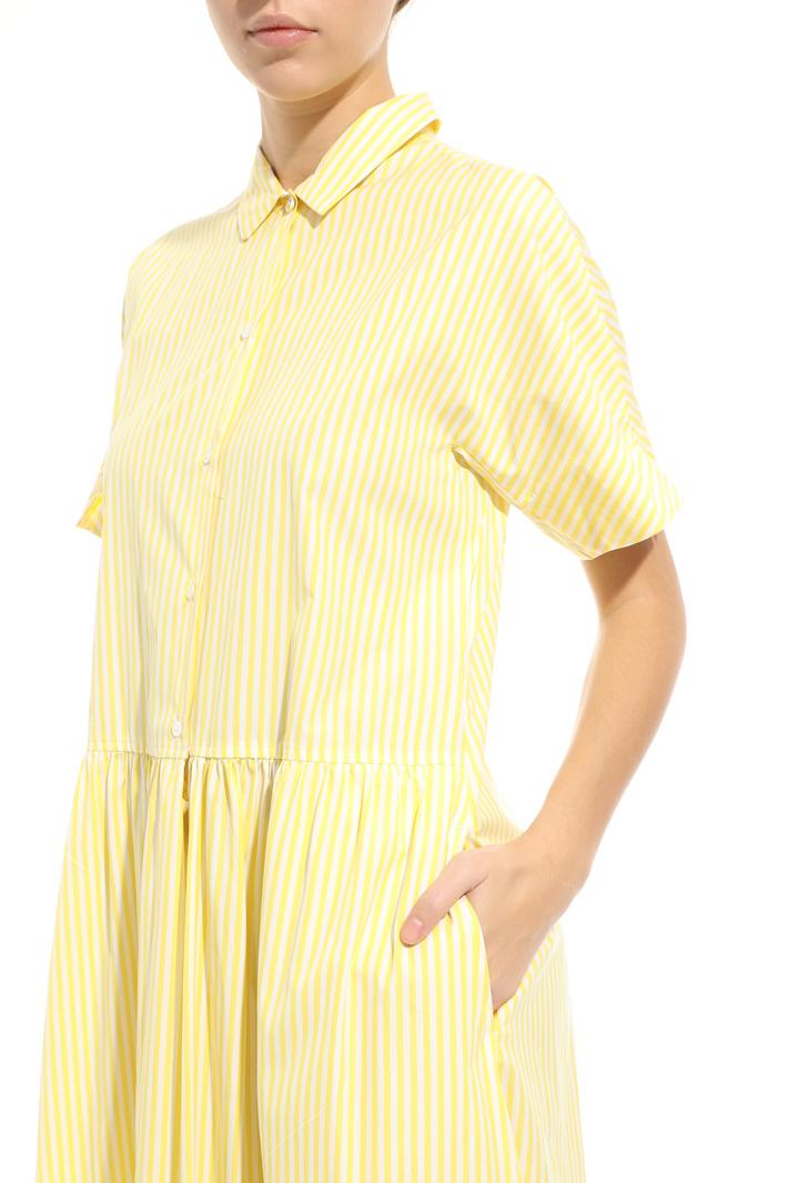 Poplin chemiser dress Intrend