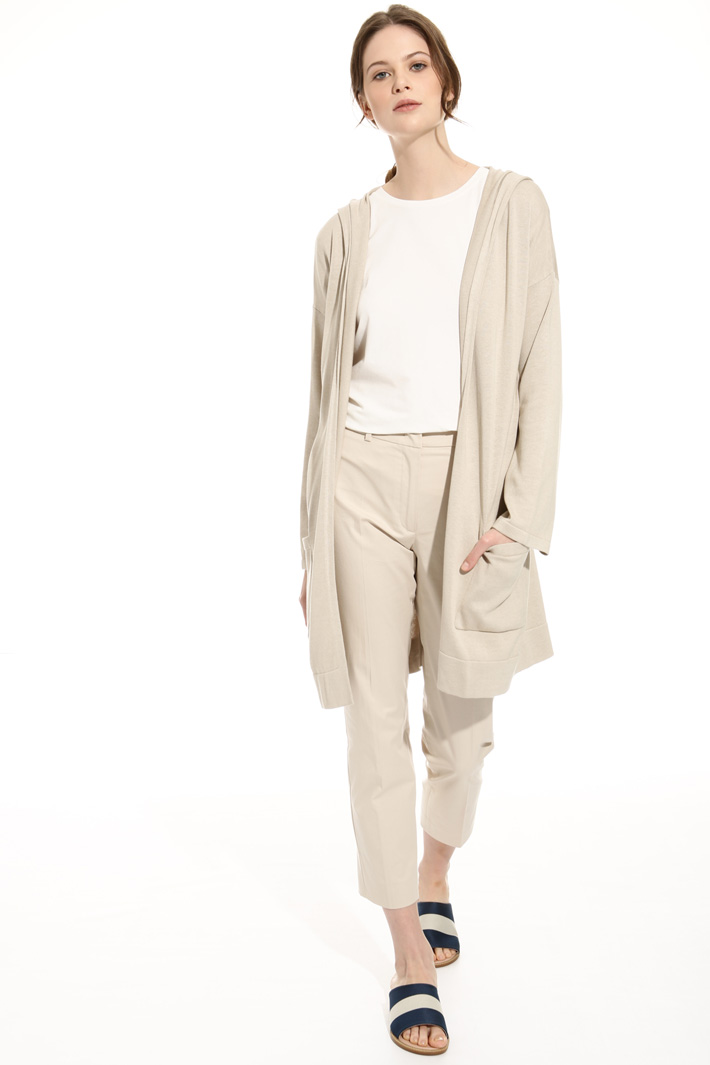 Hooded cardigan Intrend