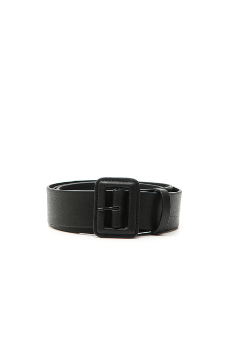 Belt with covered buckle Intrend