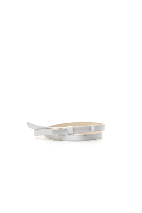Thin satin belt Intrend
