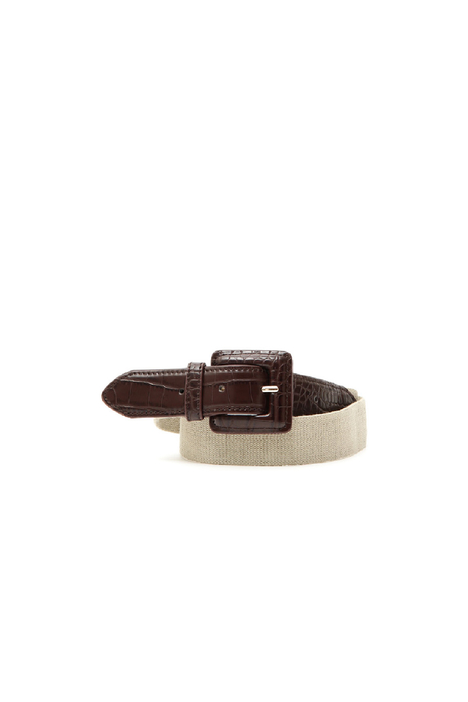 Stretch fabric belt Intrend