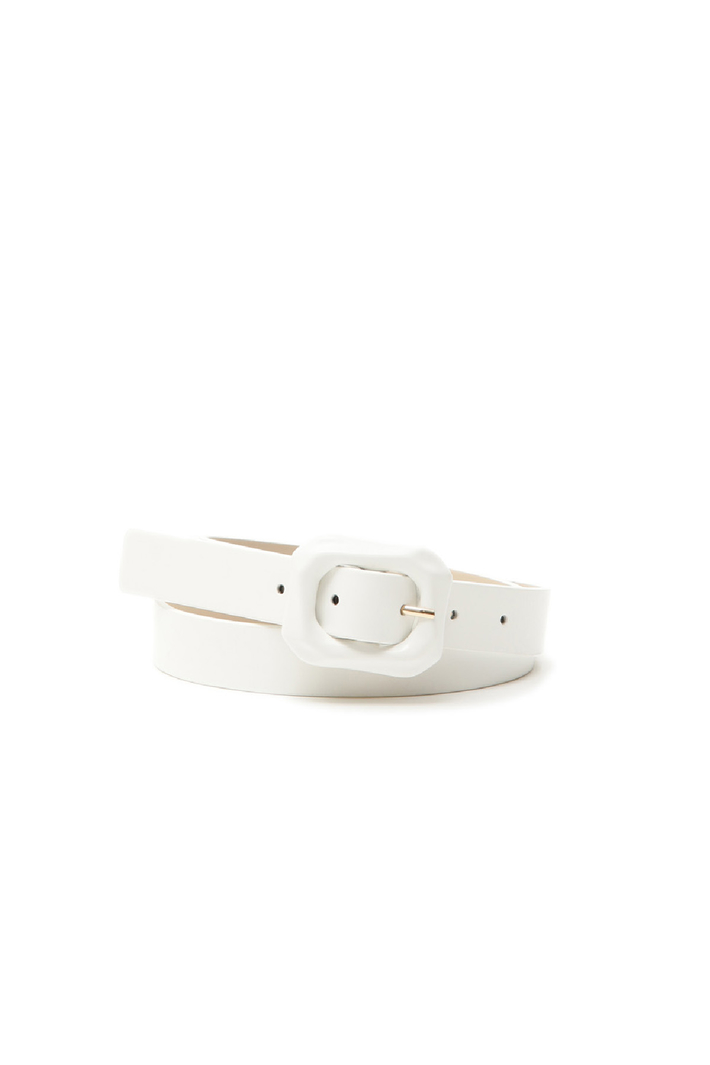 Covered buckle belt Intrend
