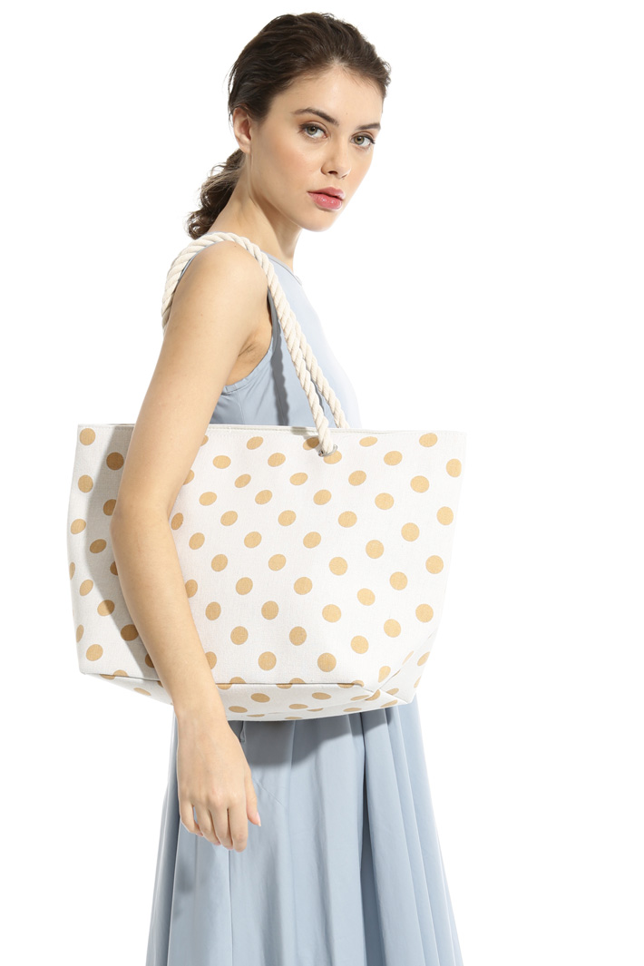 Cotton canvas bag Intrend