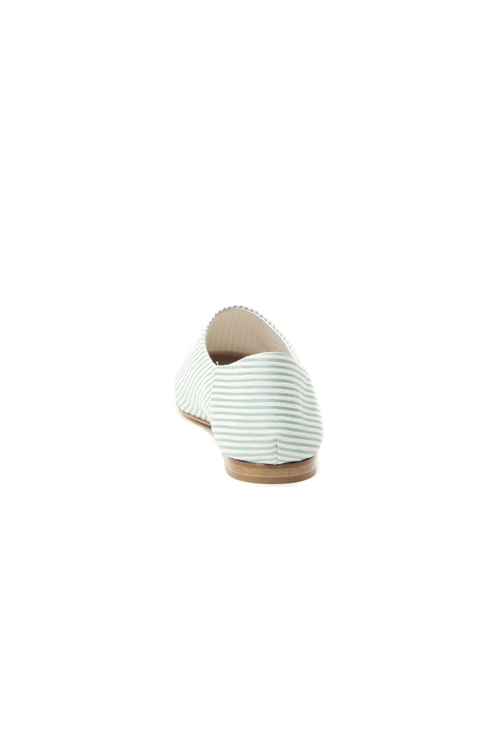 Fabric slipper Intrend