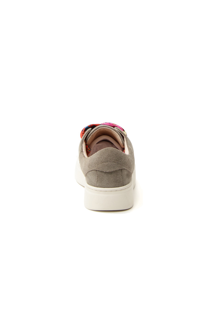 Sneakers con lacci multicolor Intrend