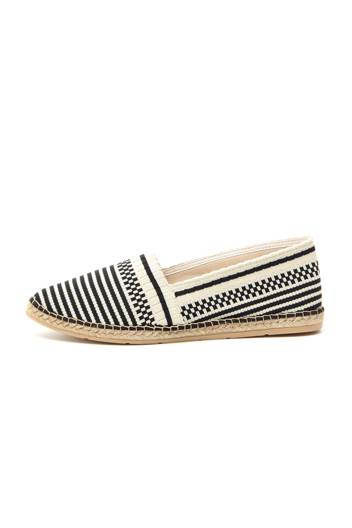 Canvas espadrilles Intrend