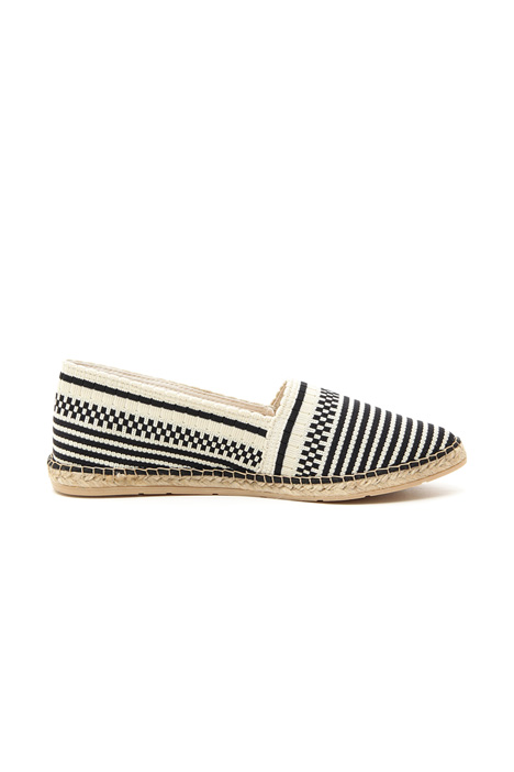 Espadrillas in tela Intrend