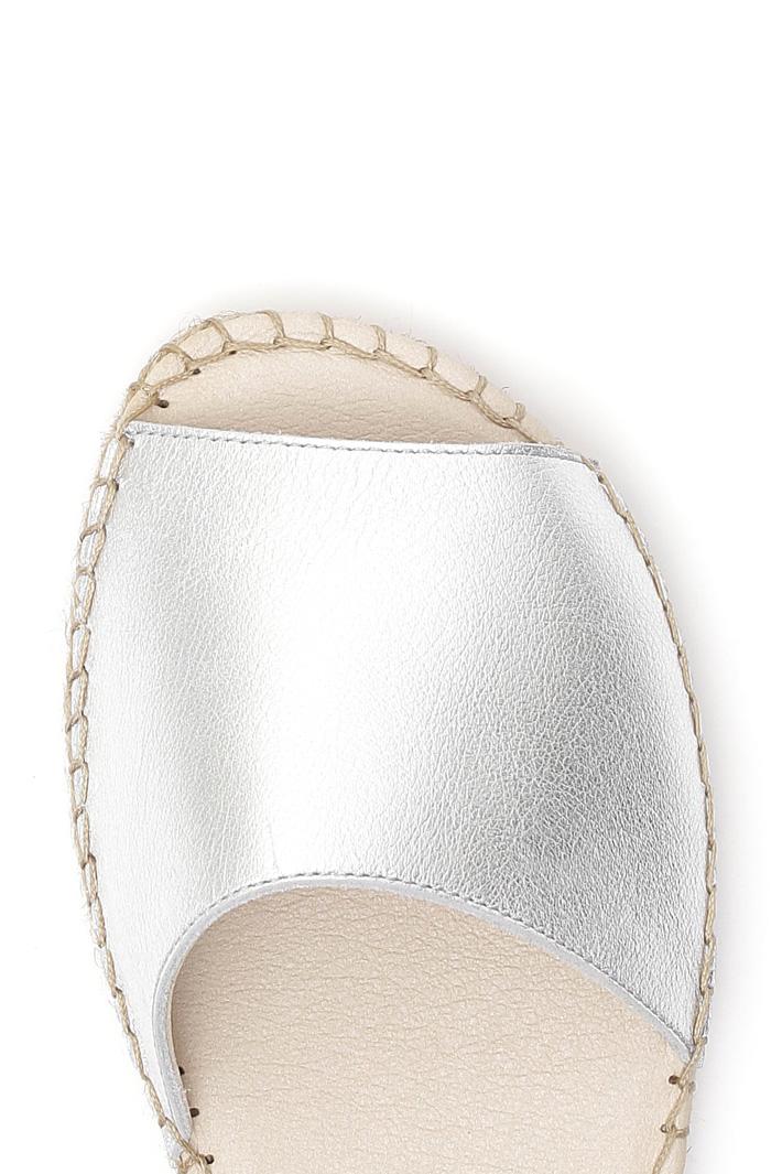 Sandalo espadrillas Intrend