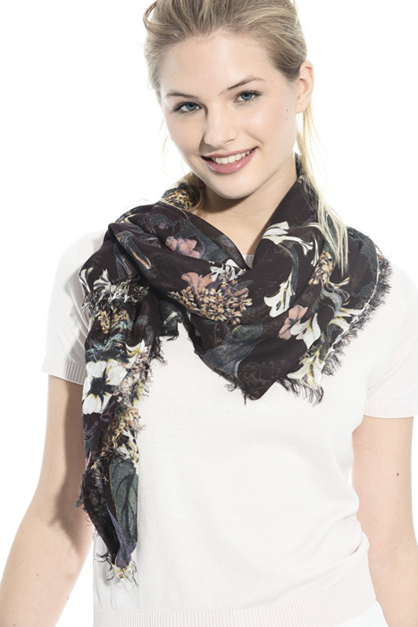 Fluid canvas scarf Intrend