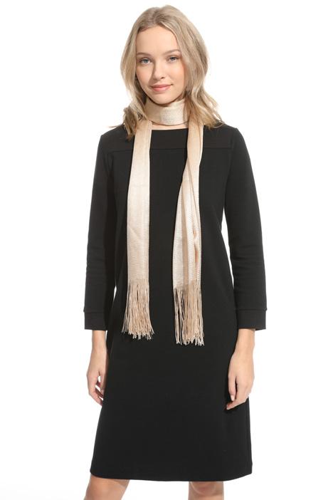Sciarpa sottile in maglia Intrend