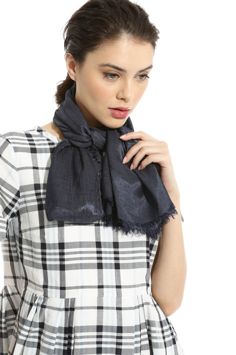 Glossy scarf Intrend