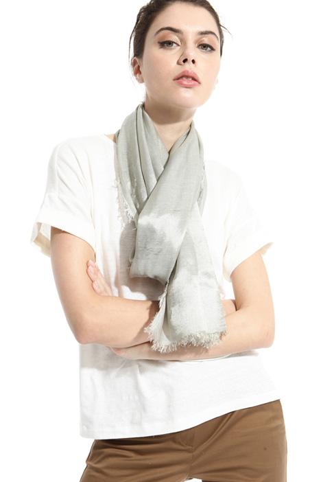 Sciarpa in tessuto lucido Intrend