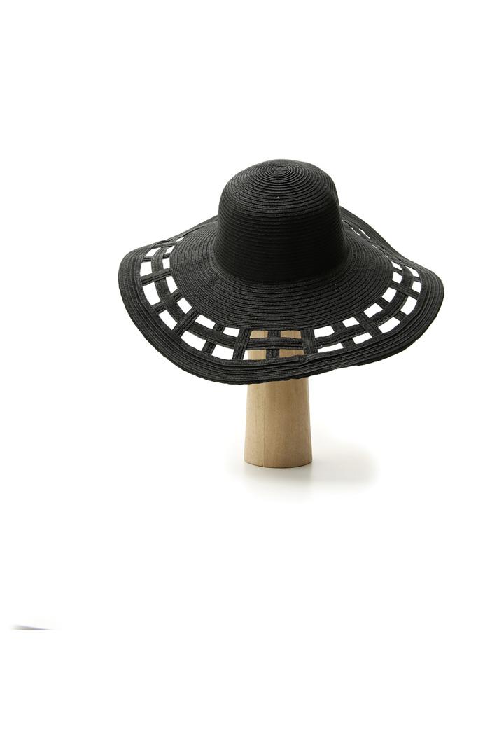 Cappello con tesa traforata Intrend