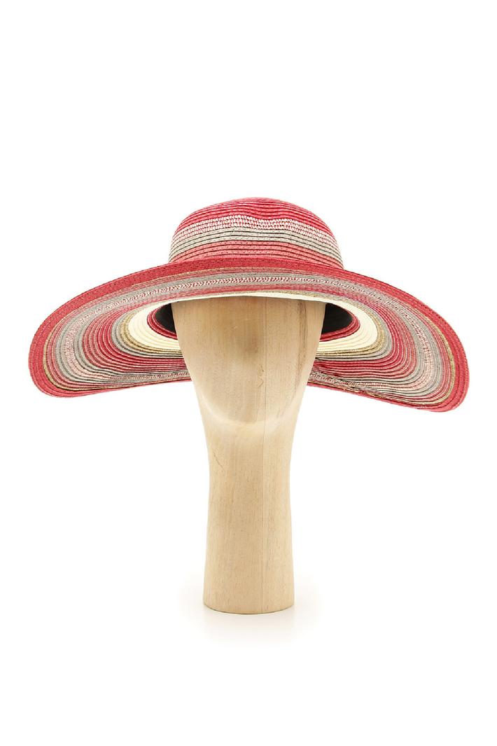 Cappello rigato oversize Intrend