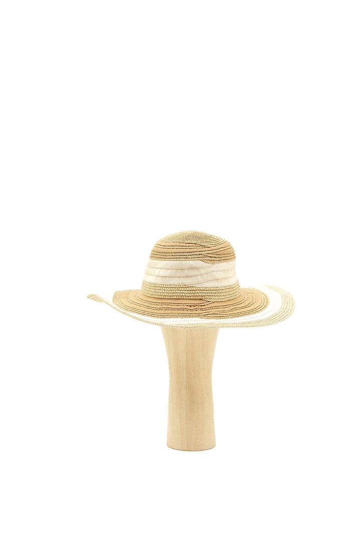 Lurex striped hat Intrend