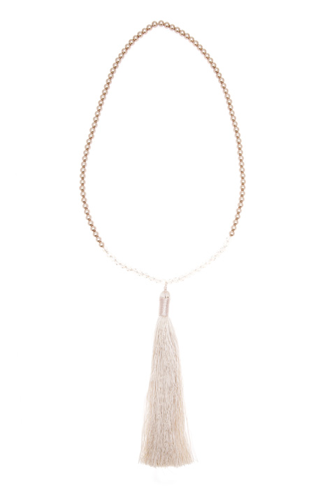 Tassel pendant necklace Intrend