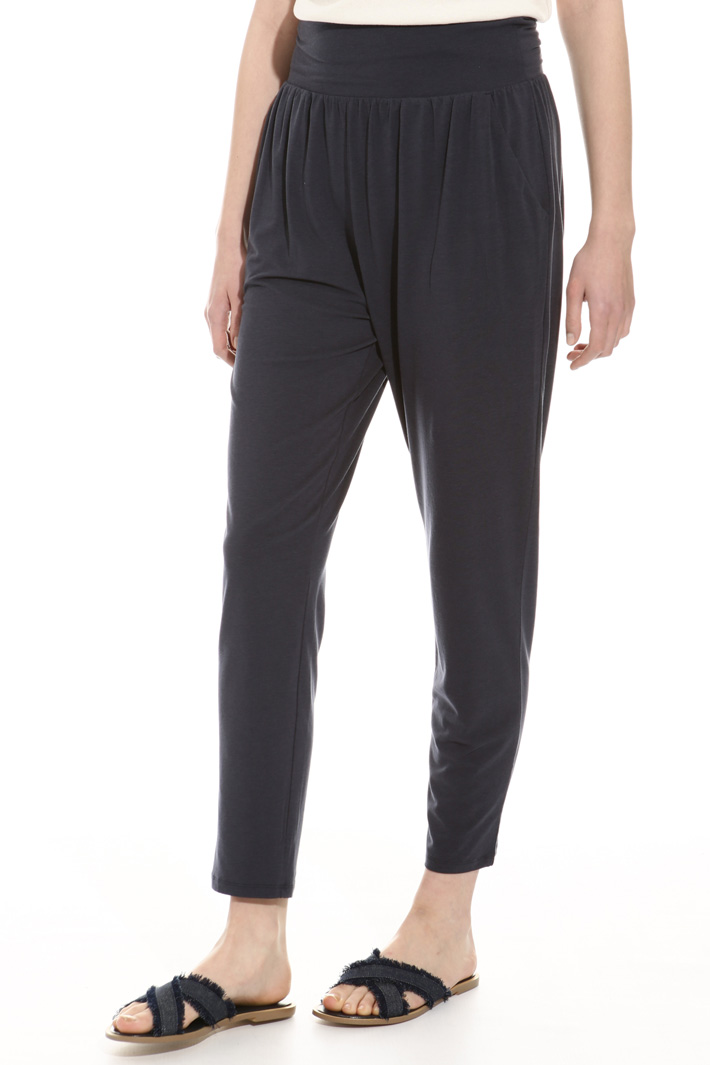 Elastic waistband trousers Intrend