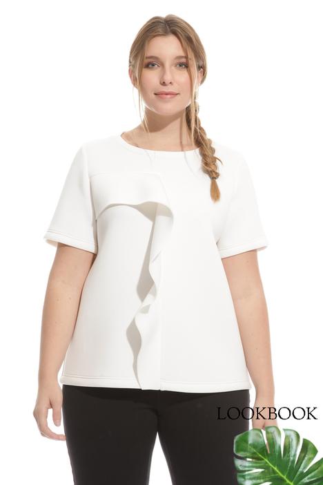 Fleece T-shirt Intrend