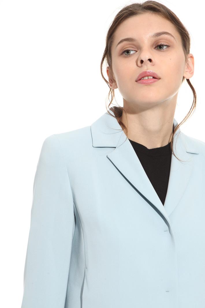 Triacetate cady jacket  Intrend
