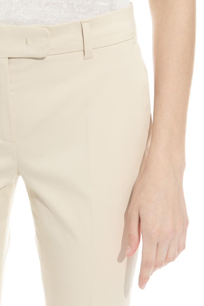 Pantalone in gabardina Intrend