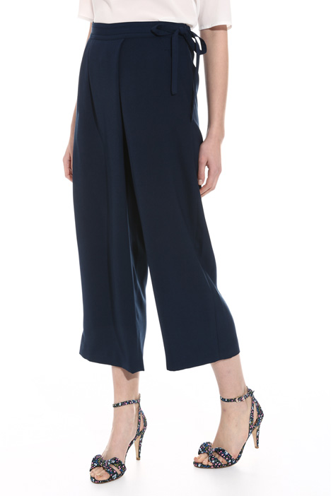 Fluid sarong trousers Intrend