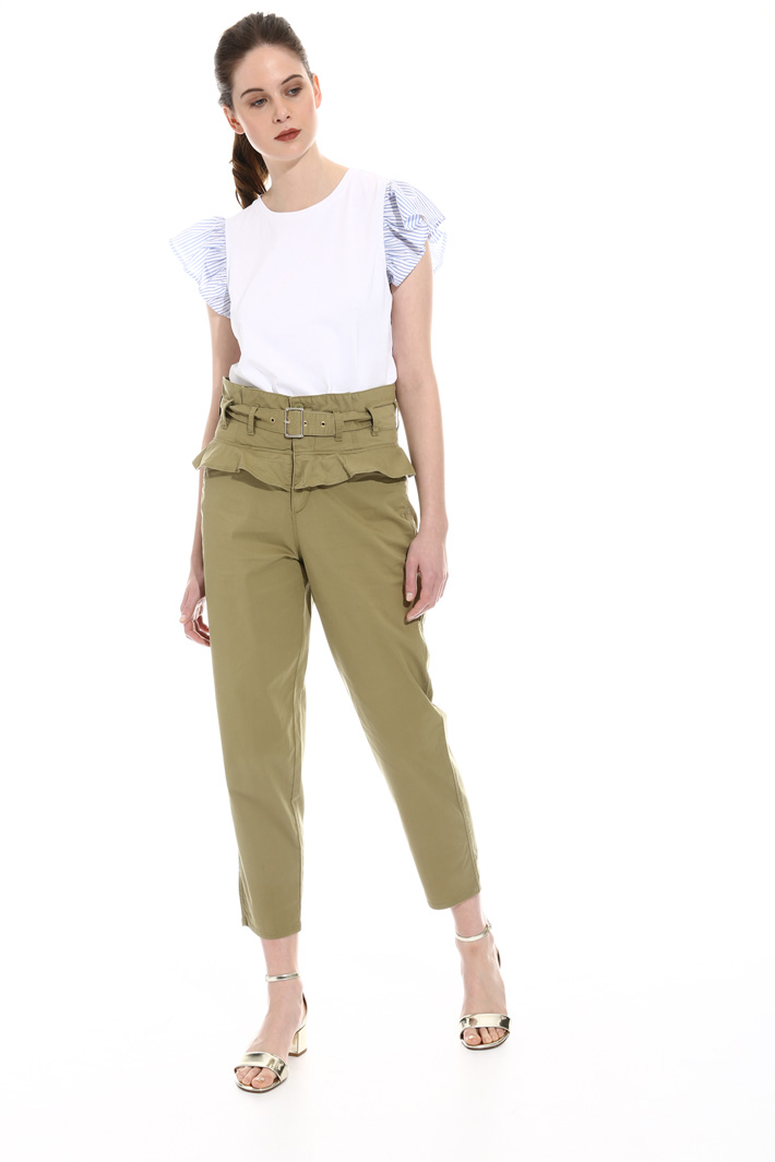 High waisted trousers Intrend