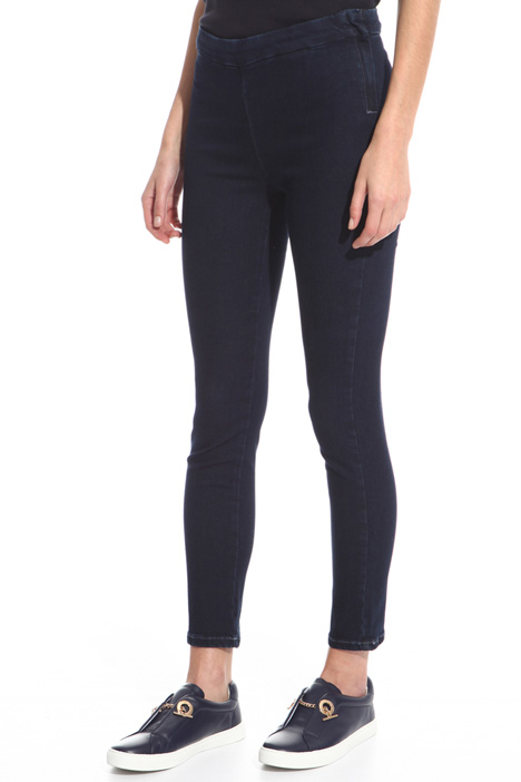 Jeggings in denim Intrend