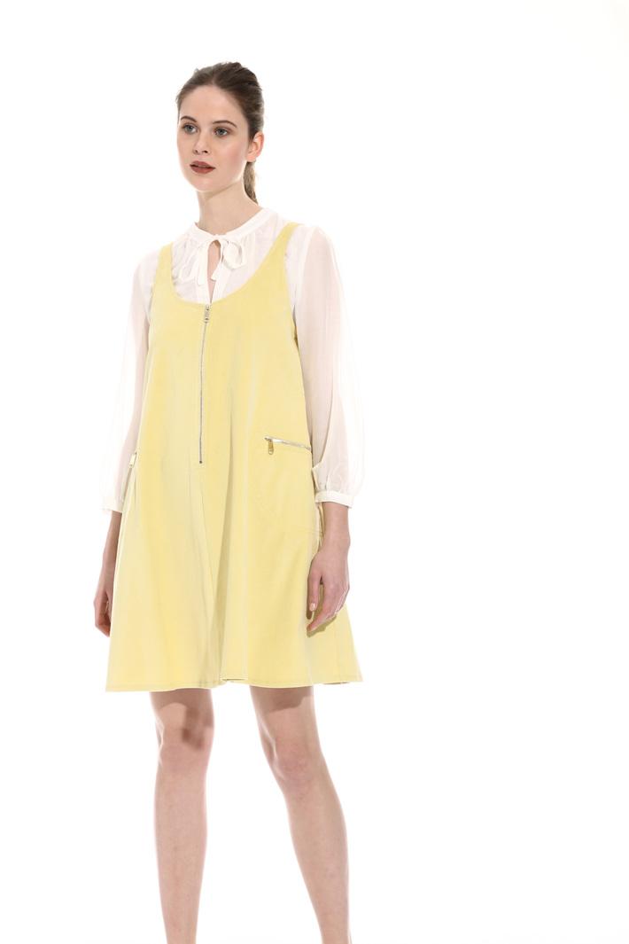 Corduroy dress Intrend